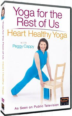 Peggy Cappy - Yoga for the Rest of Us: Heart Healthy Yoga