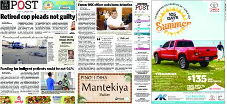 The Guam Daily Post – June 28, 2019