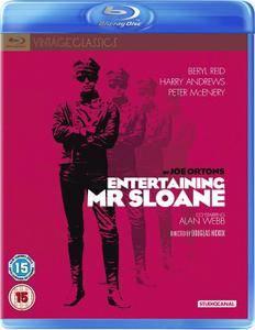 Entertaining Mr Sloane (1970) + Extras