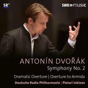 Deutsche Radio Philharmonie & Pietari Inkinen - Dvořák: Complete Symphonies, Vol. 4 (2019)