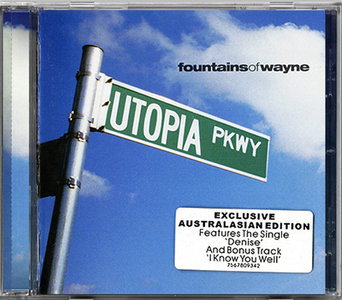 Fountains Of Wayne - Utopia Parkway (1999) [15 tracks Edition]