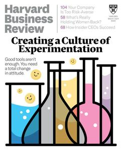 Harvard Business Review USA - March/April 2020