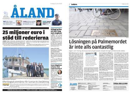 Ålandstidningen – 12 juni 2020