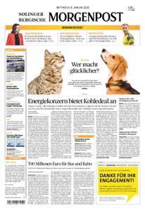 Solinger Morgenpost – 08. Januar 2020