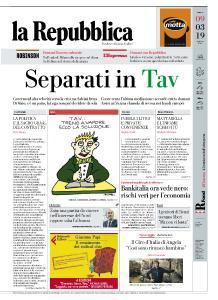 la Repubblica - 9 Marzo 2019