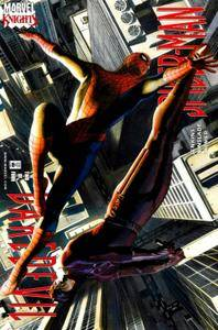 Daredevil  Spider-Man - Unusual Suspects 02