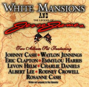 VA - Confederate Tales: White Mansions & The Legend Of Jesse James (1997) 2CDs