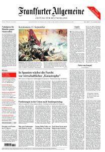 Frankfurter Allgemeine Zeitung F.A.Z. - 07. Oktober 2017