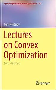 Lectures on Convex Optimization  vol 2