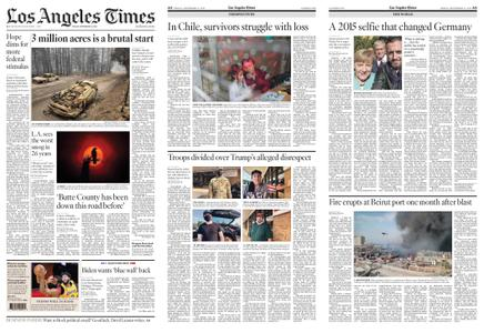 Los Angeles Times – September 11, 2020