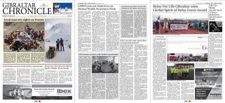 Gibraltar Chronicle – 14 May 2018