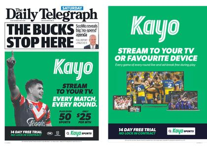 The Daily Telegraph (Sydney) – May 11, 2019