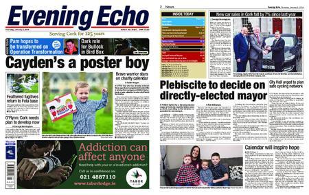 Evening Echo – January 03, 2019