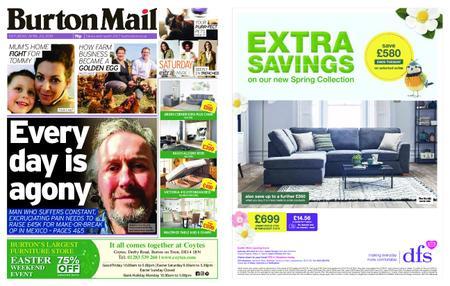 Burton Mail – April 20, 2019
