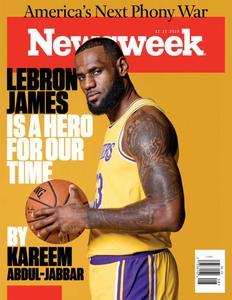 Newsweek USA - February 22, 2019