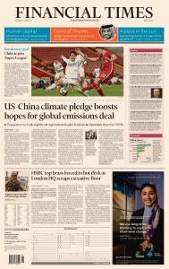 Financial Times Middle East - April 19, 2021
