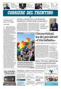Corriere del Trentino - 1 Aprile 2018