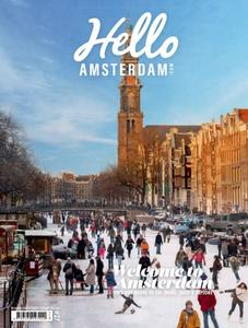 Hello Amsterdam - December 2018/January 2019