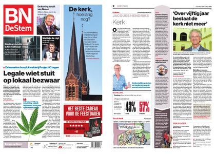 BN DeStem - Bergen op Zoom – 18 december 2019