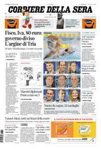Corriere della Sera - 10 Agosto 2018