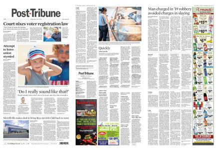 Post-Tribune – July 21, 2021