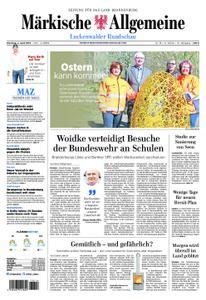 Märkische Allgemeine Luckenwalder Rundschau - 02. April 2019