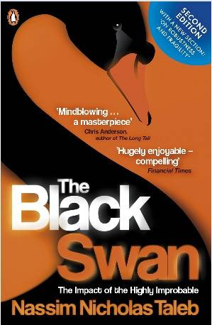 The Black Swan: The Impact of the Highly Improbable, 2nd Edition (repost)