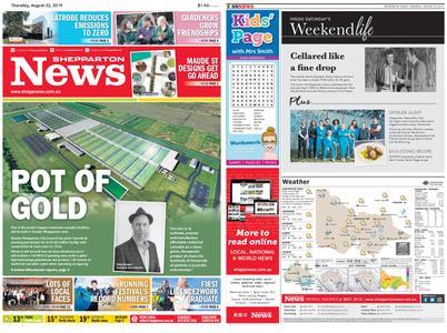 Shepparton News – August 22, 2019
