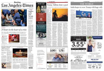 Los Angeles Times – February 23, 2020