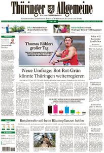 Thüringer Allgemeine – 22. August 2019