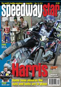 Speedway Star - May 16, 2015