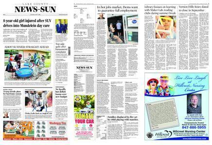 Lake County News-Sun – June 07, 2018