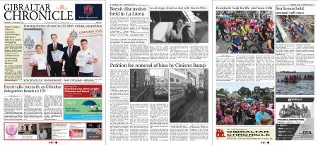 Gibraltar Chronicle – 09 October 2018