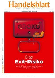 Handelsblatt - 23. August 2019