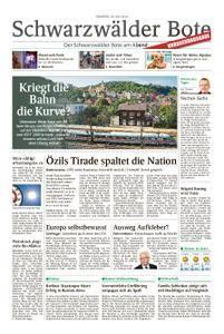 Schwarzwälder Bote Hechingen - 24. Juli 2018