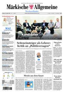 Märkische Allgemeine Westhavelländer - 23. August 2019