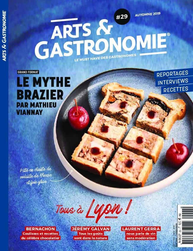 Arts & Gastronomie - Automne 2019
