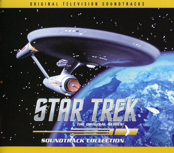 Star Trek: The Original Series Soundtrack Collection (2012) Limited Edition 15 CD Box Set [Re-Up]