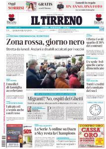 Il Tirreno Livorno - 27 Marzo 2021