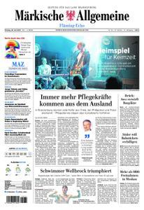 Märkische Allgemeine Fläming Echo - 29. Juli 2019