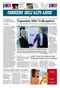 Corriere dell'Alto Adige - 17 Maggio 2018