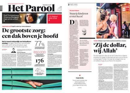 Het Parool – 13 augustus 2018