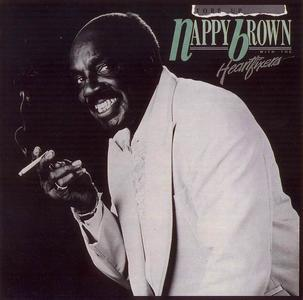 Nappy Brown with the Heartfixers - Tore Up (1984) [Reissue 1990] (Repost)