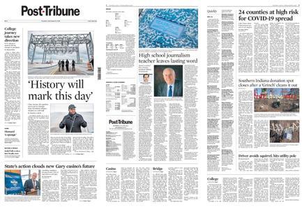 Post-Tribune – December 24, 2020