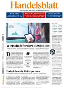 Handelsblatt - 04. April 2019