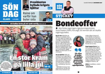 Ålandstidningen – 01 december 2019