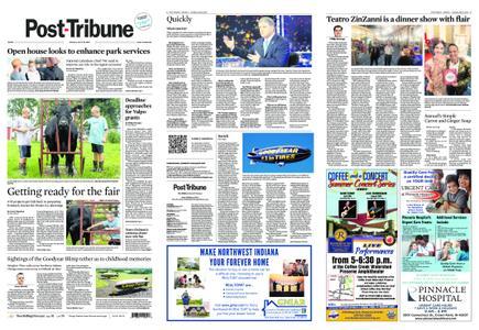 Post-Tribune – July 25, 2021