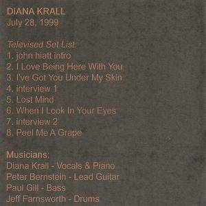 Diana Krall - Sessions At West 54th (1999)