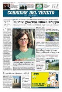 Corriere del Veneto Padova e Rovigo - 14 Agosto 2018