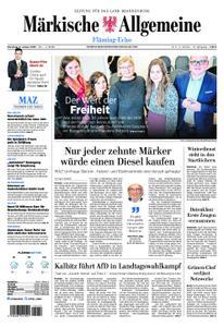 Märkische Allgemeine Fläming Echo - 08. Januar 2019